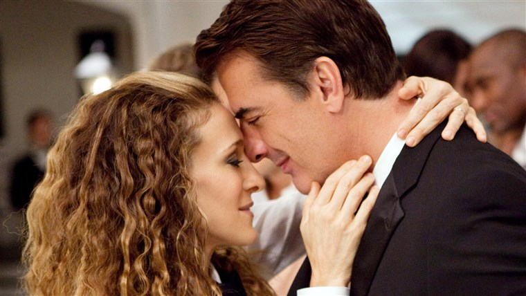 SEX AND THE CITY 2, from left: Sarah Jessica Parker, Chris Noth, 2010