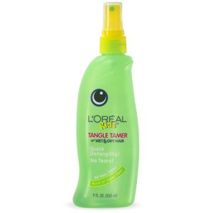 L'Oreal Kids Burst of Sweet Pear Tangle Tamer for All Hair Types