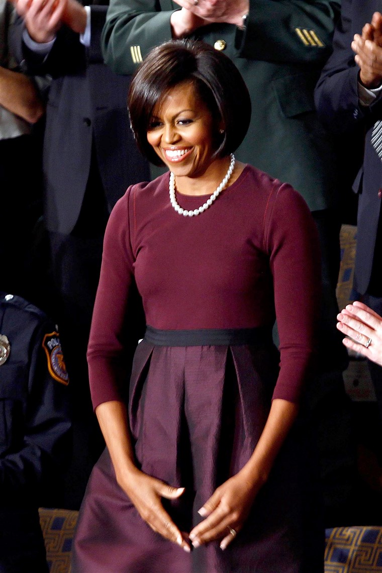 Michelle Obama fashion State of the Union