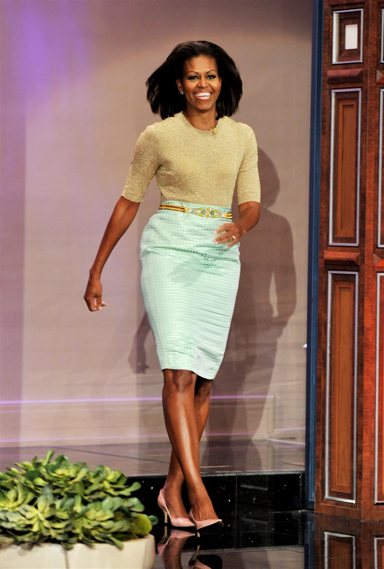 Michelle Obama suiting separates