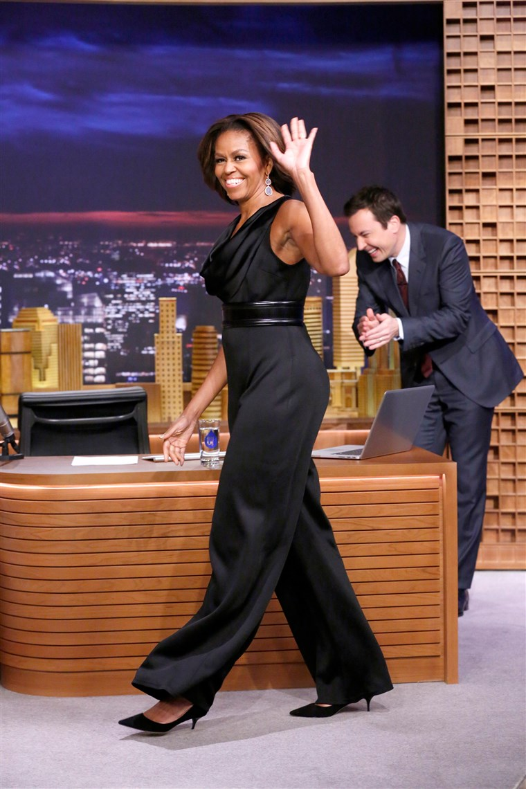 Michelle Obama jumpsuit