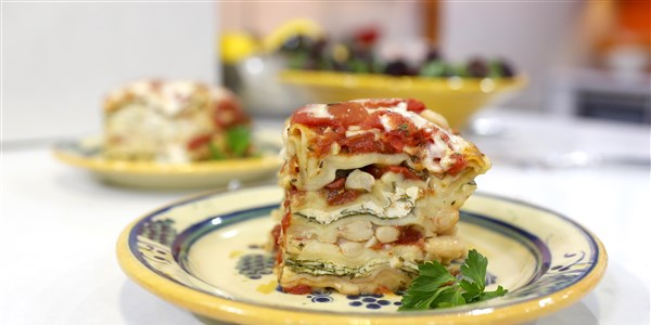 Luscious Lazy Slow-Cooker Lasagna