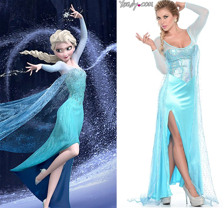 Elsa from