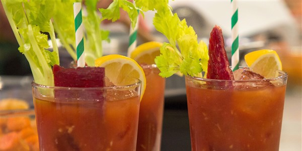 Carson Daly's Hangover-Curing Magical Bloody Mary
