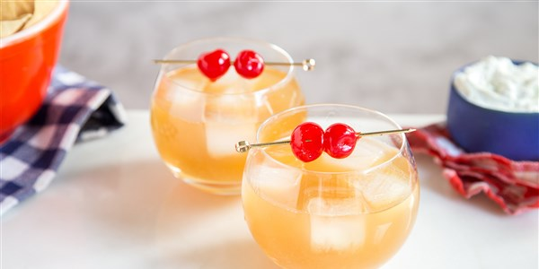 Patriots Tea Party Punch