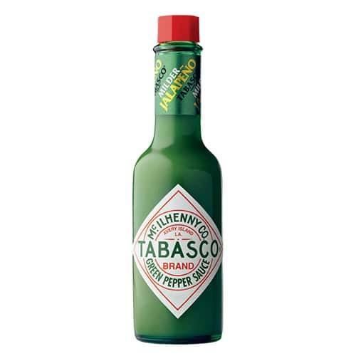 TABASCO green sauce
