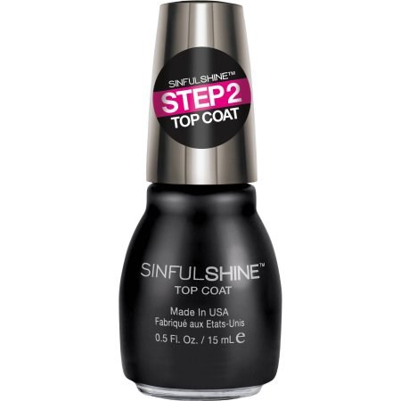 SinfulColors SinfulShine Step 2 Top Coat