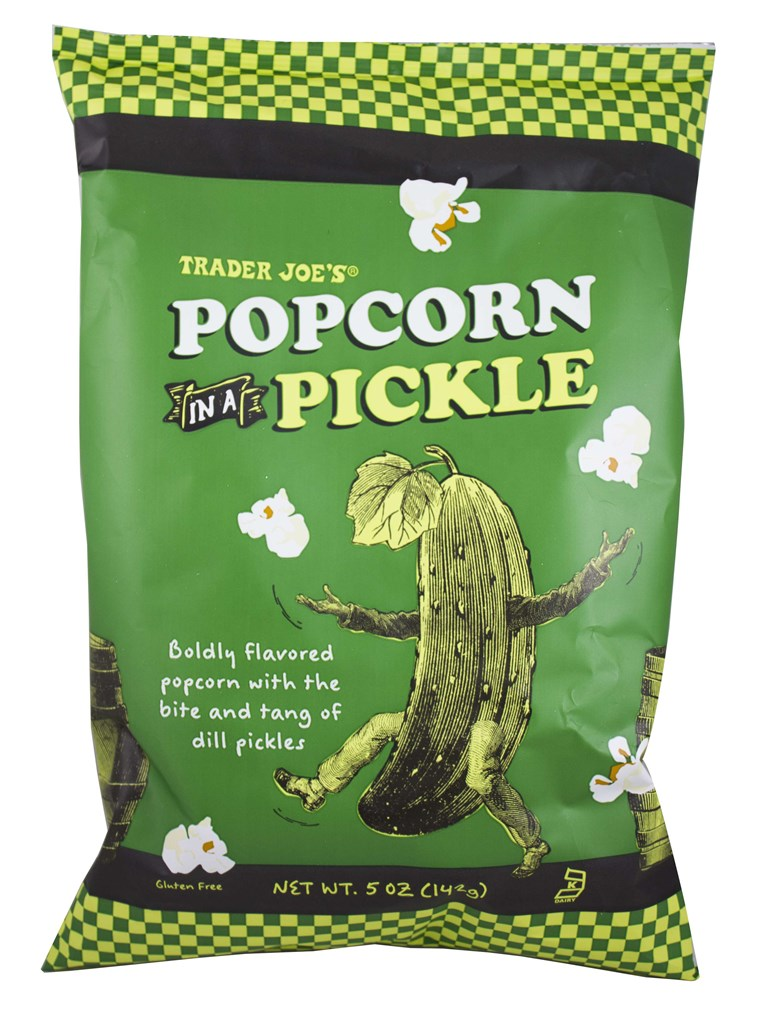 Næringsdrivende Joe's Popcorn in a Pickle