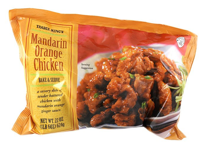 Næringsdrivende Joe's Mandarin Orange Chicken