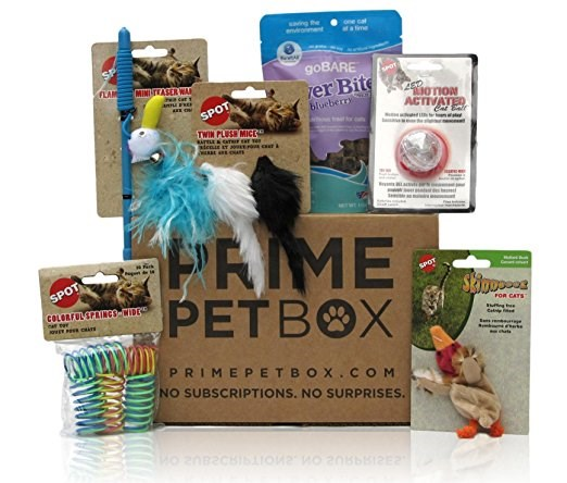 Perdana Pet Box Premium Cat Gift Box