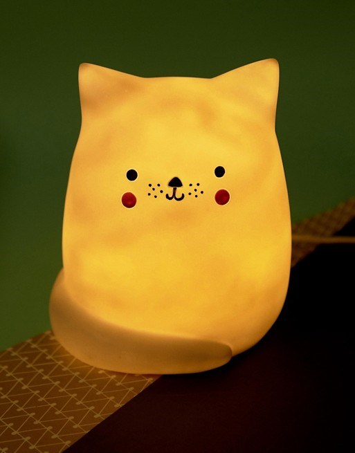 rumah of Disaster Cat Lamp