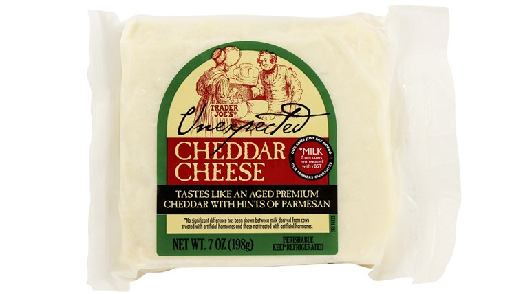Pedagang Joe's Unexpected Cheddar