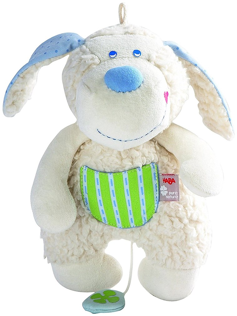 HABA pudgie puppy doll