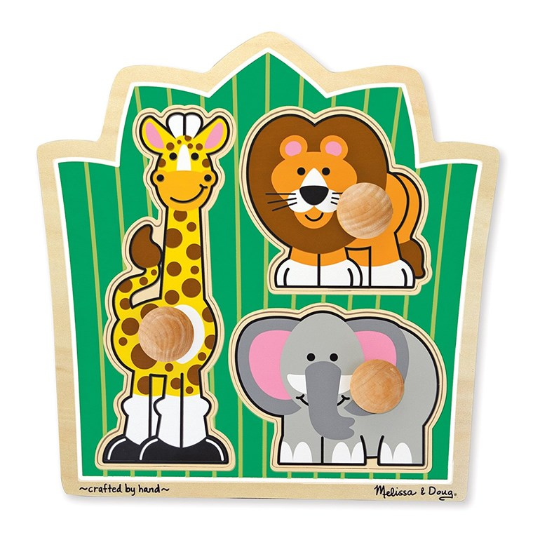 melisse and Doug puzzle toy
