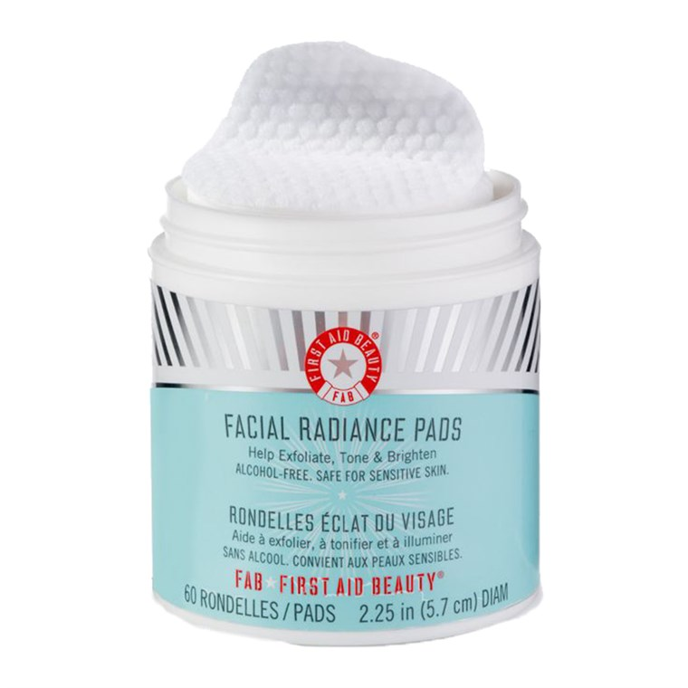 Pertama Aid Beauty Facial Radiance Pads