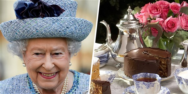 Queen Elizabeth's Favorite Cake: Chocolate Biscuit Cake