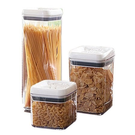 Comida Storage 6-piece stackable