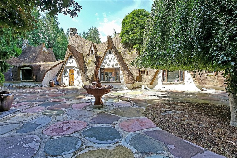 Hjem that looks like Snow White's cottage