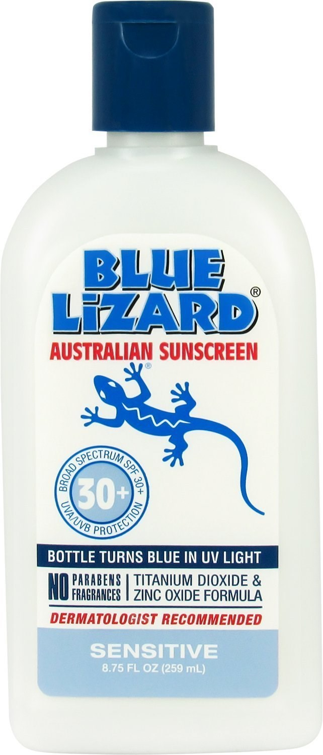 Blå Lizard Sensitive Sunscreen