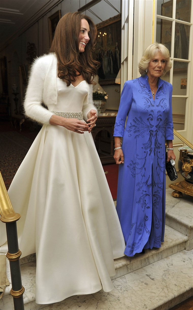 Bilde: Duchess of Cambridge, Duchess of Cornwall