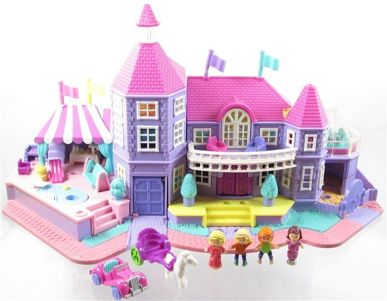 Polly Pocket Magical Mansion