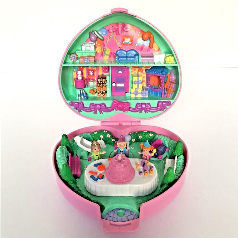 Polly Pocket Partytime Birthday